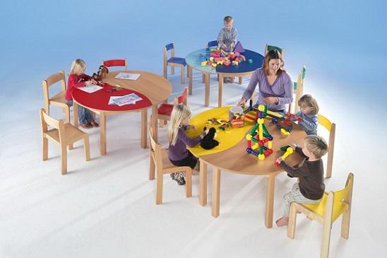 kindergarten kindergartenst hle kindergartenm bel und. Black Bedroom Furniture Sets. Home Design Ideas