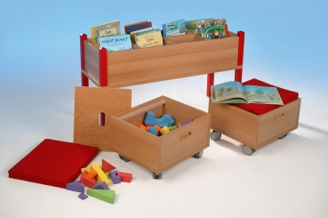 kindergarten und spielekiste mit. Black Bedroom Furniture Sets. Home Design Ideas