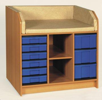 kindergarten wickelkommode krippe wickelwagen mobiler wickelwagen kinder. Black Bedroom Furniture Sets. Home Design Ideas