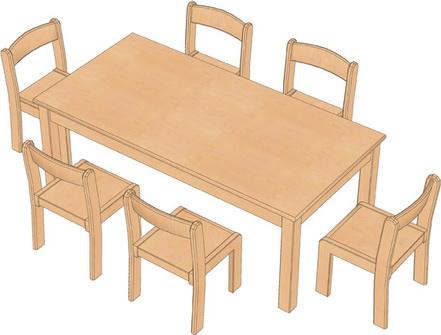 kindergarten kindergartentische und. Black Bedroom Furniture Sets. Home Design Ideas