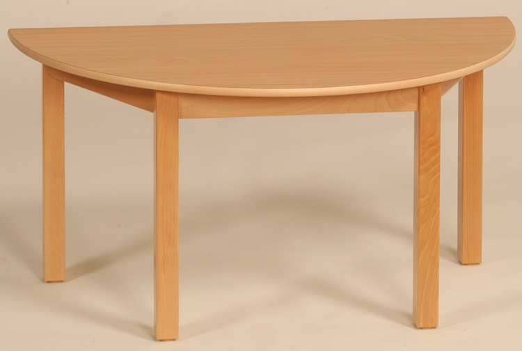 kindergarten tische gruppenraum tische st hle set halbrundtische 2. Black Bedroom Furniture Sets. Home Design Ideas