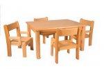 kindergarten kindergartentische und st hle set kindergarten tisch. Black Bedroom Furniture Sets. Home Design Ideas