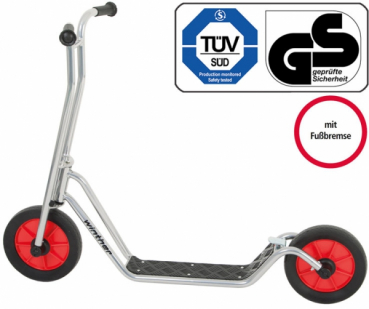 Winther Viking StarScooter Maxi Chrom - 598