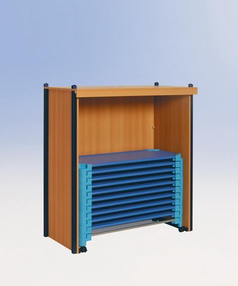 kindergarten f r stapelbettchen f r krippen und kitas stappelbetten schrank. Black Bedroom Furniture Sets. Home Design Ideas