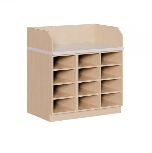 kindergarten mit regal und 9. Black Bedroom Furniture Sets. Home Design Ideas