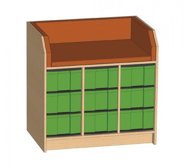 kindergarten wickelkommode krippe wickelwagen mobiler wickelwagen. Black Bedroom Furniture Sets. Home Design Ideas